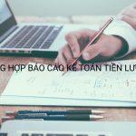 Báo cáo thực tập kế toánBáo cáo thực tập kế toán tiền lương